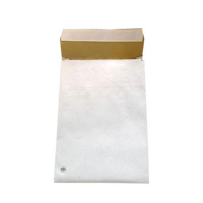 Postituspussi valkoinen